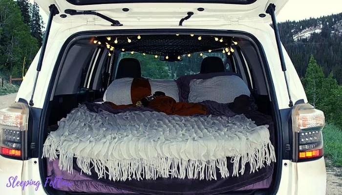 air mattress for car camping