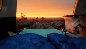 best air mattress for car camping