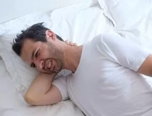 Methods of treating whiplash to sleep