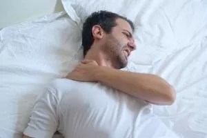 how to sleep with whiplash