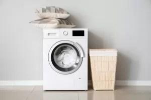 using a laundry machine