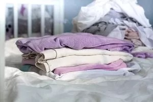 Don't Pile Up Your Cloths