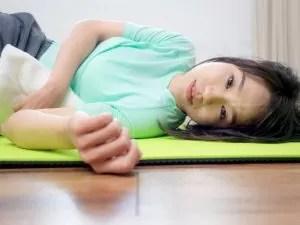 People who should sleep on the floor
