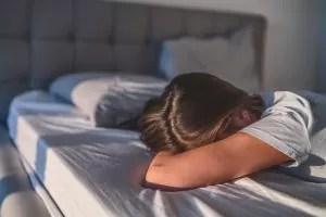 Reasons why people cry in sleep