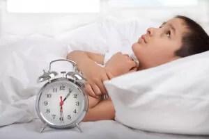 lack of sleep stunt growth