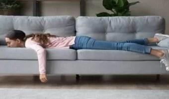 sleep in house alone