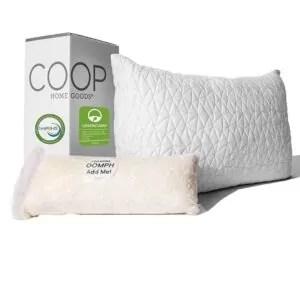 Coop home bamboo pillow