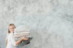 How to care a wool pillow