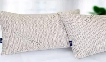 why should you use a copper pillow