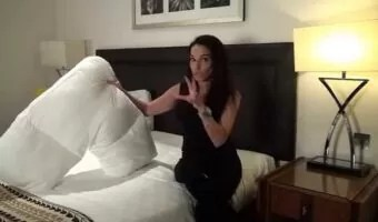 why should you use a v shaped pillow