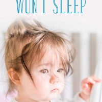 toddler Archives - Sleeping Should Be Easy