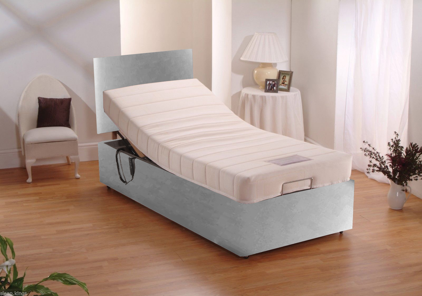 hight resolution of adjustable electric bed