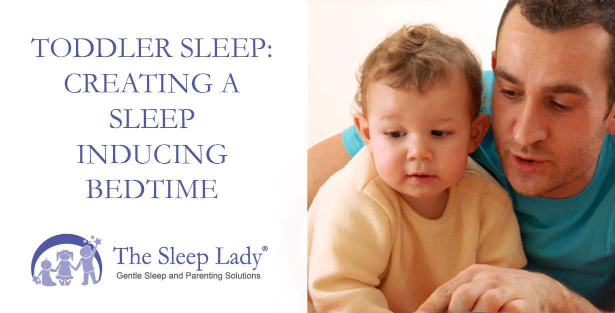 toddler bedtime routines