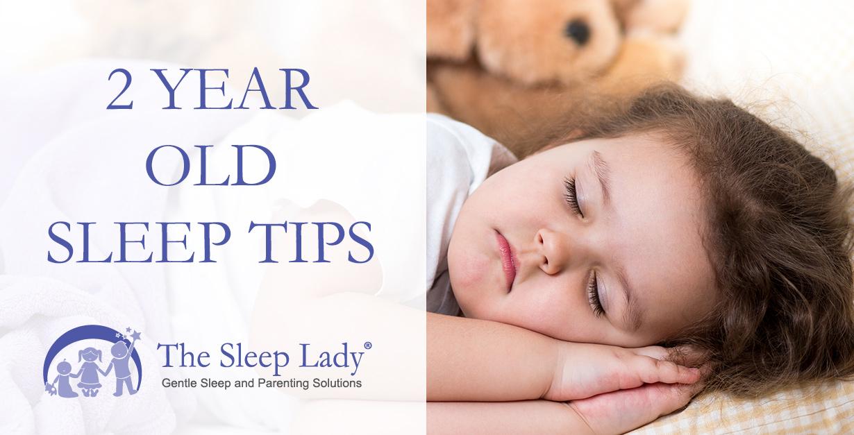 2 Year Old Sleep Tips