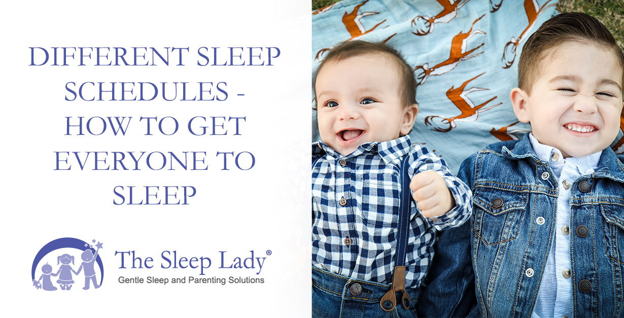 different sleep schedules