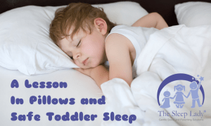 A Lesson In Pillows and Safe Toddler (1)
