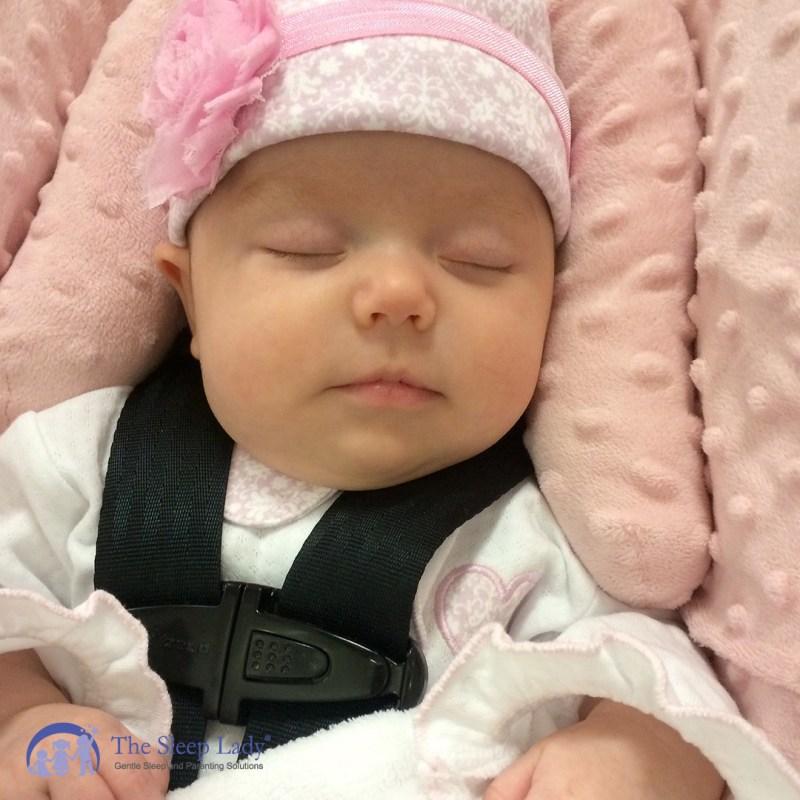 safe baby sleep