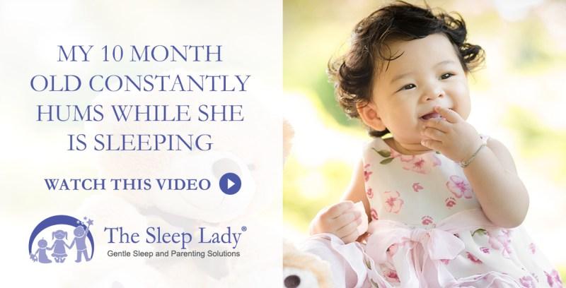 baby sleep problem
