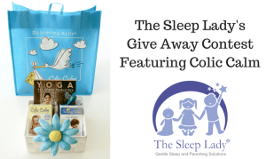 The Sleep Lady's Give Away Contest