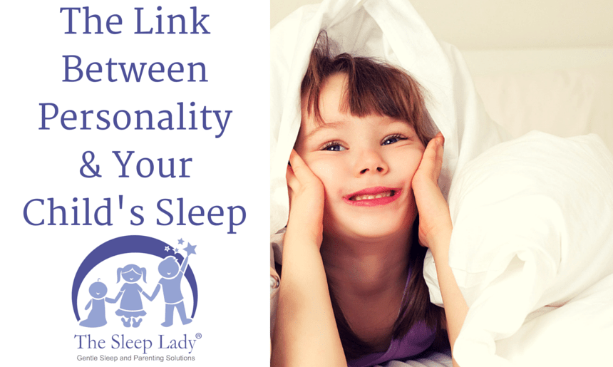The Link Between Personality and Your Child's Sleep