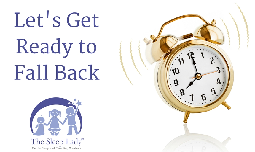 Can you believe it's almost time to shift the clocks back? Use this step-by-step guide to help your kids sleep great through the change!