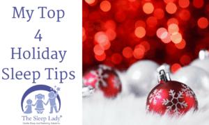 holiday sleep tips