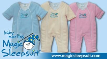 merlin magic sleepsuit