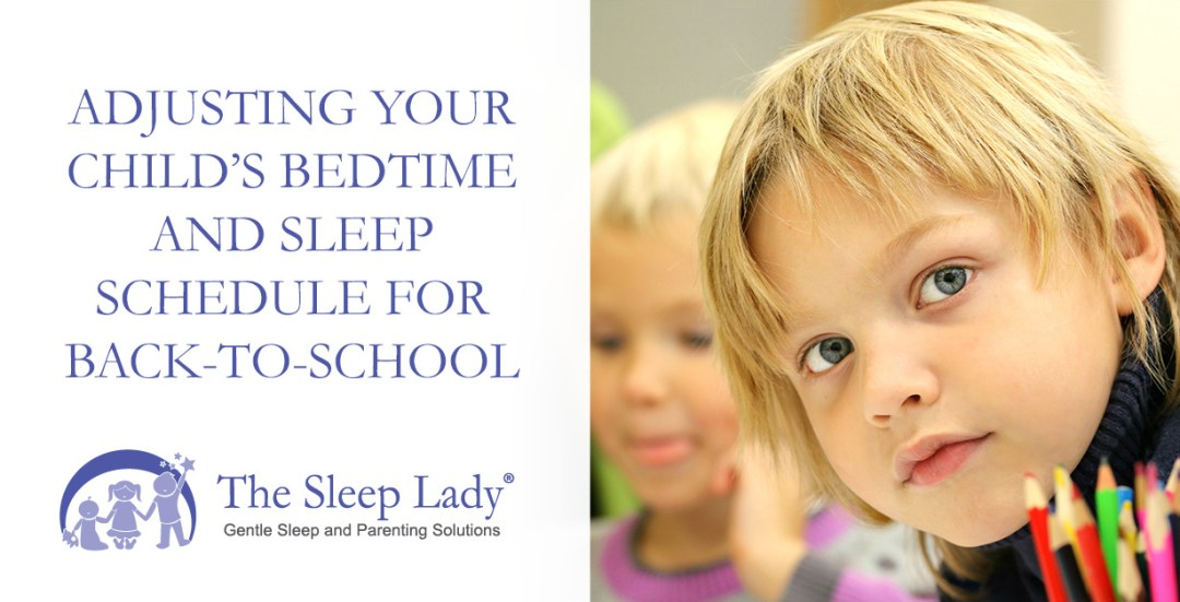 bedtime and sleep schedule