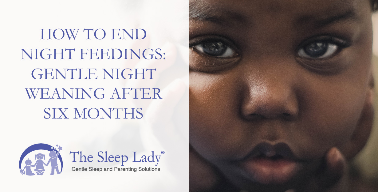 how to end night feedings