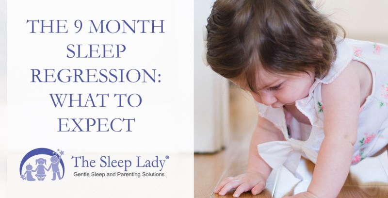9 month sleep regression