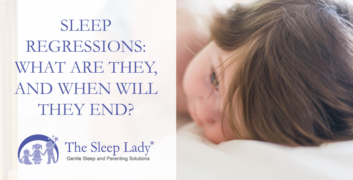 how to fix sleep regression