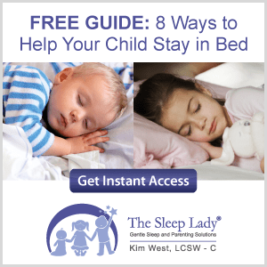 Getting Your Toddler to Stay in Bed All Night Long