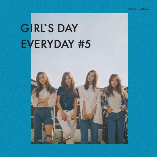 girls-day-5th-mini-album-everyday-5