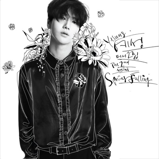 yesung-2nd-mini-album-spring-falling