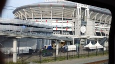 Ajax stadium Amsterdam