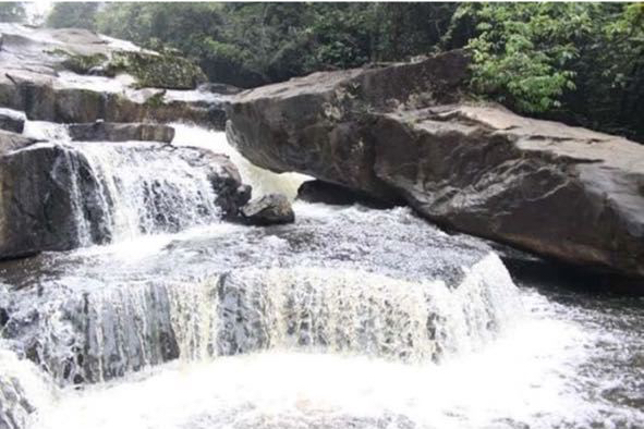 Kpatawee Waterfalls, Bong County