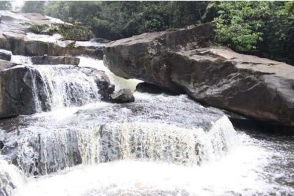 Kpatawee Waterfalls, Bong County