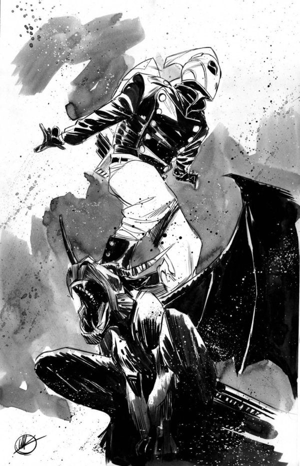 Fantastic Comic Book Art Matteo Scalera