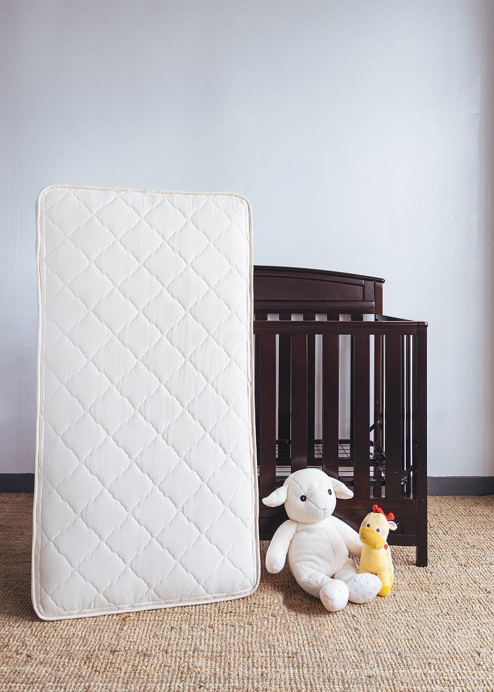 Pure Start  NonToxic Crib Mattress  SleepLily