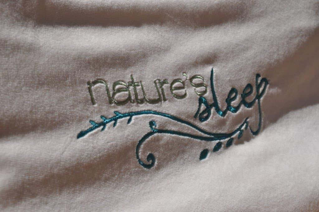 sleep down alternative pillow review