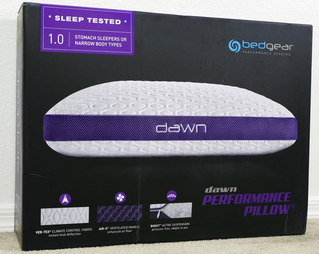 bedgear dawn pillow