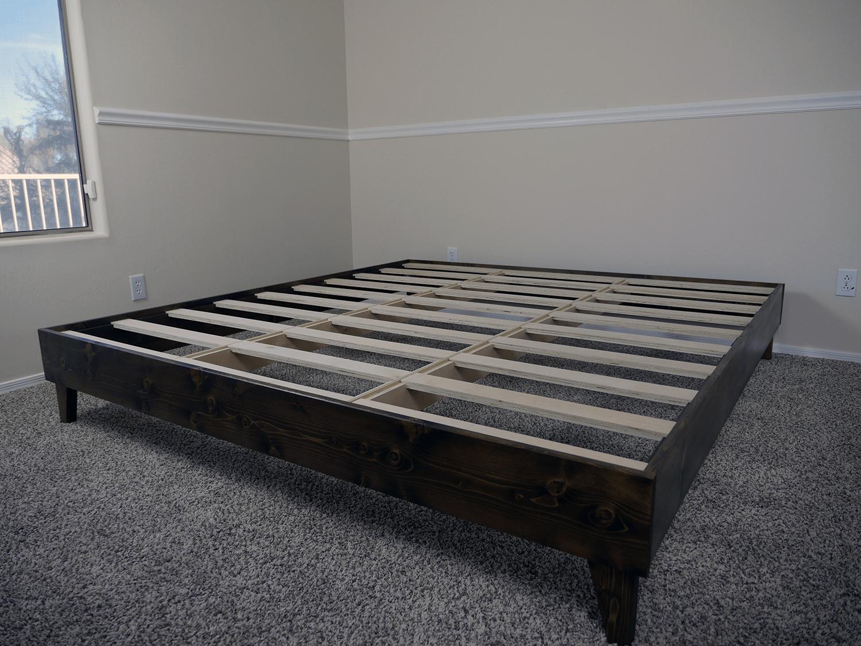eLuxurySupply Platform Bed Review  Sleepopolis