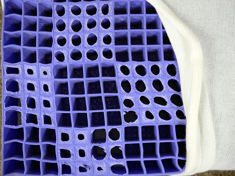 Purple Mattress Review  Hyper Elastic Polymer for Comfort
