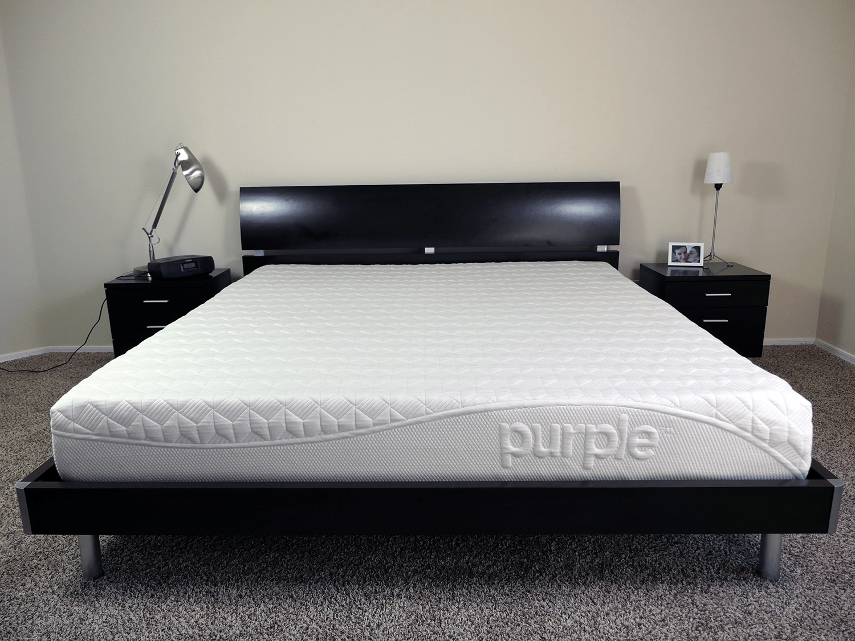 Purple Mattress Review  Sleepopolis
