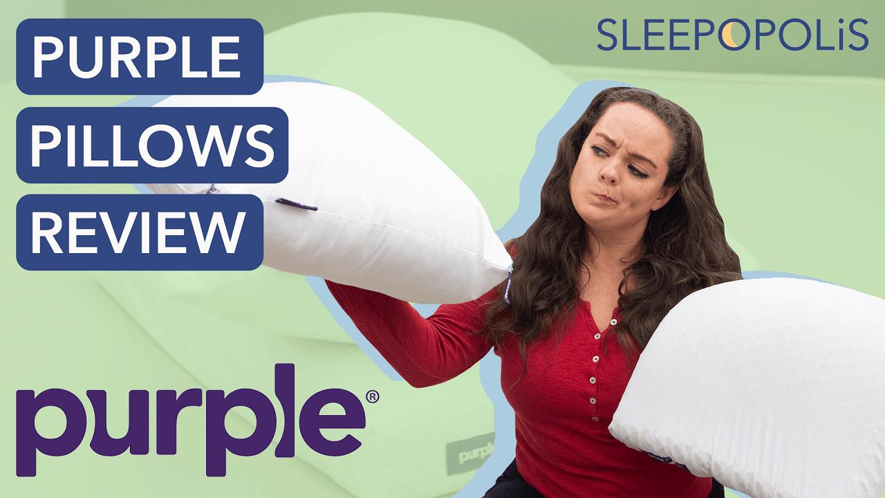 purple pillow review 2021 best worstqualities sleepopolis