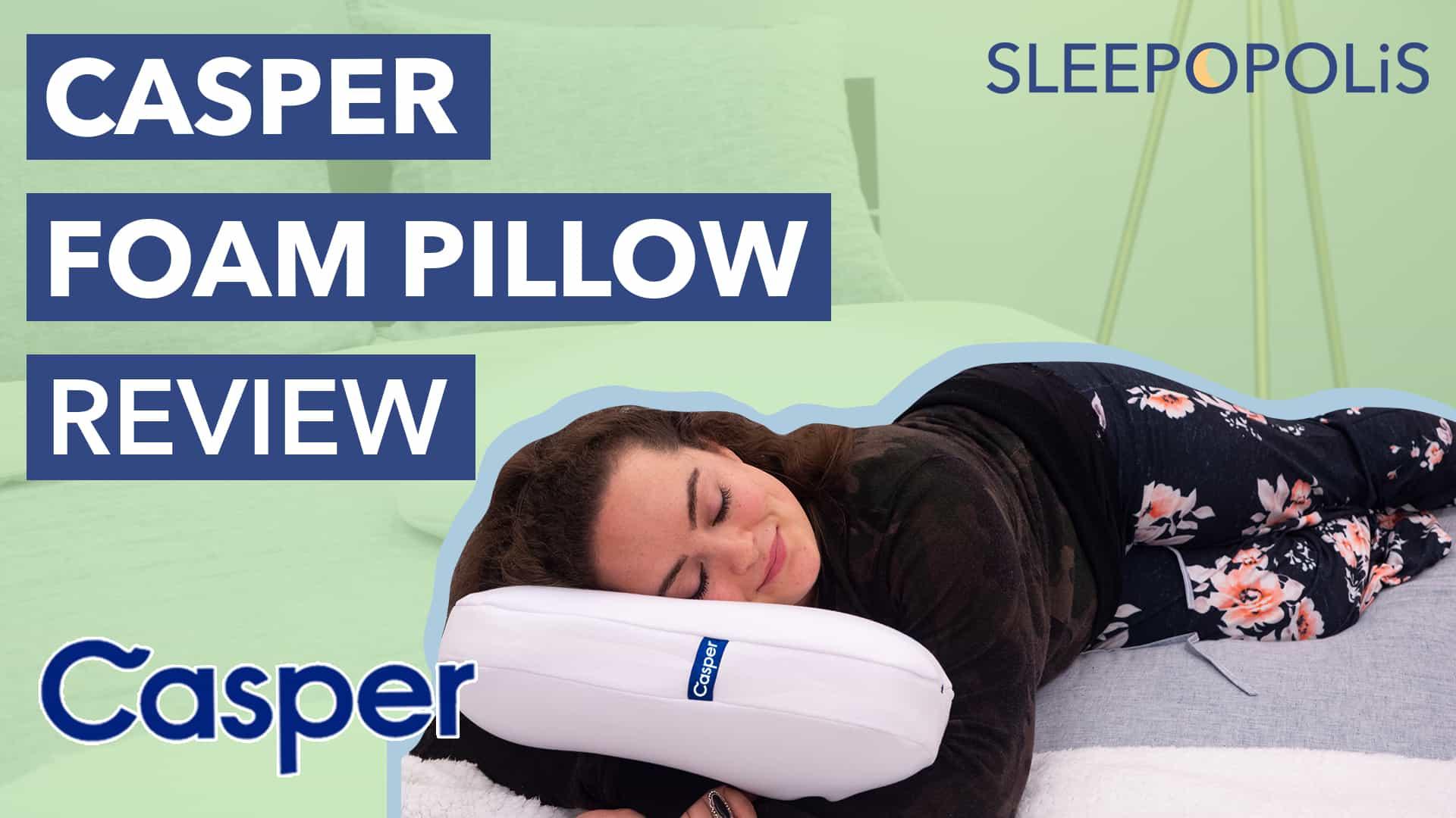 casper foam pillow review 2021 is