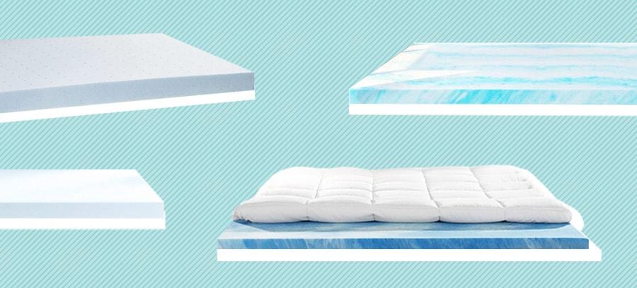 best gel mattress topper sleepopolis
