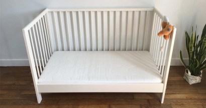 matelas bébé IKEA Krummelur