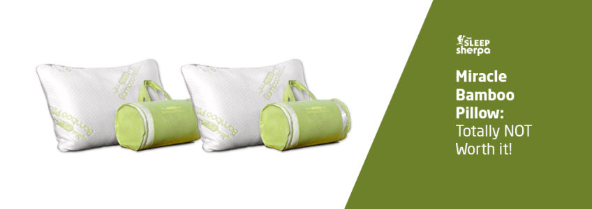 miracle bamboo pillow lawsuit
