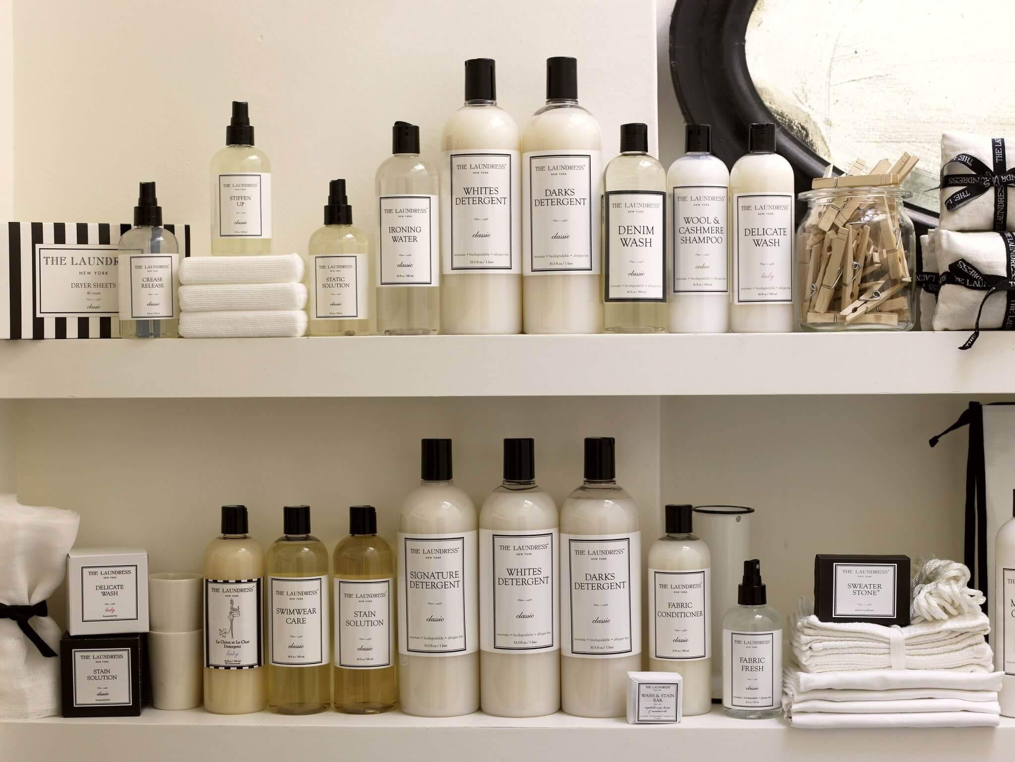 Laundress Review  The Chanel of Laundry Detergent